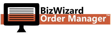 BizWizard Order Manager Awards Point of Sale Order Management Shop Automation Software