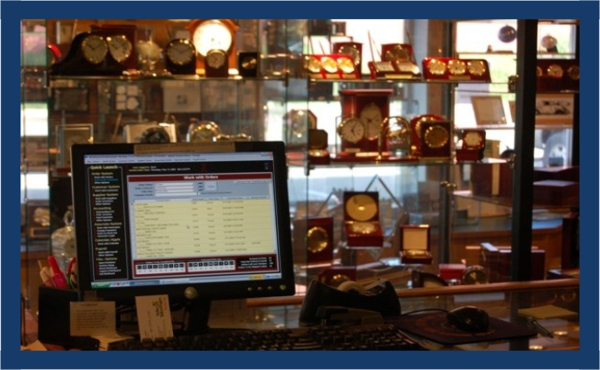 BizWizard Order Manager™ in action at Arnolds for Awards in Shingle Springs, California