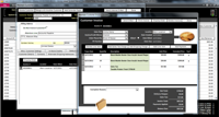BizWizard Order Manager Point of Sale BackOffice Software Customer Invoice Screenshot Thumbnail