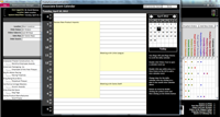 BizWizard Order Manager Point of Sale BackOffice Software Associates Calendar Screenshot Thumbnail