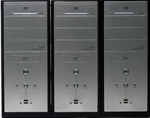 Photo of Server Computers